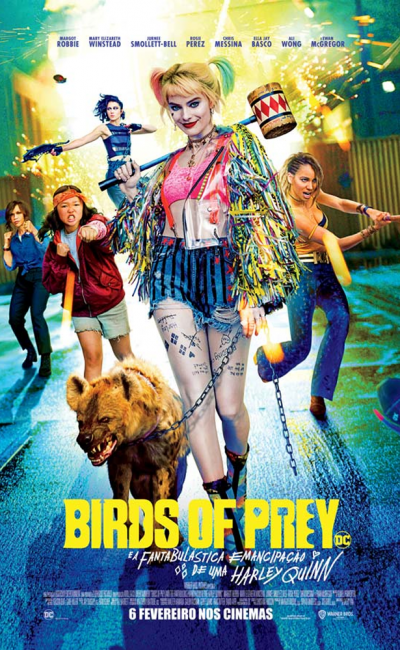 harley-quinn-birds-of-prey-poster